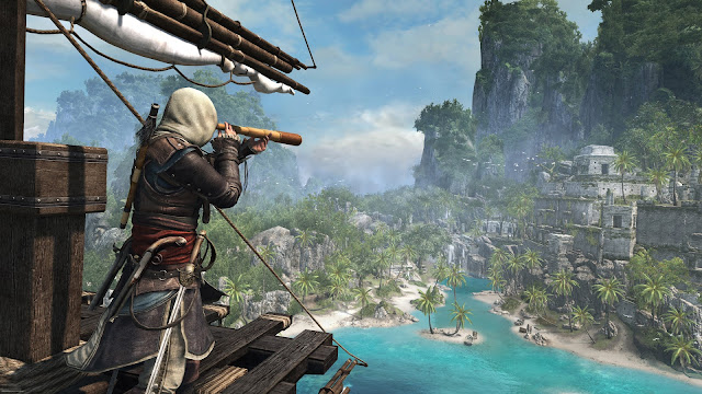 Assassins Creed IV Black Flag PC Free Download Full Gameplay