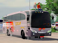Mod Jetbus MP By Yuli Indrayan Cvt Ardy P Euro Truck Simulator 2