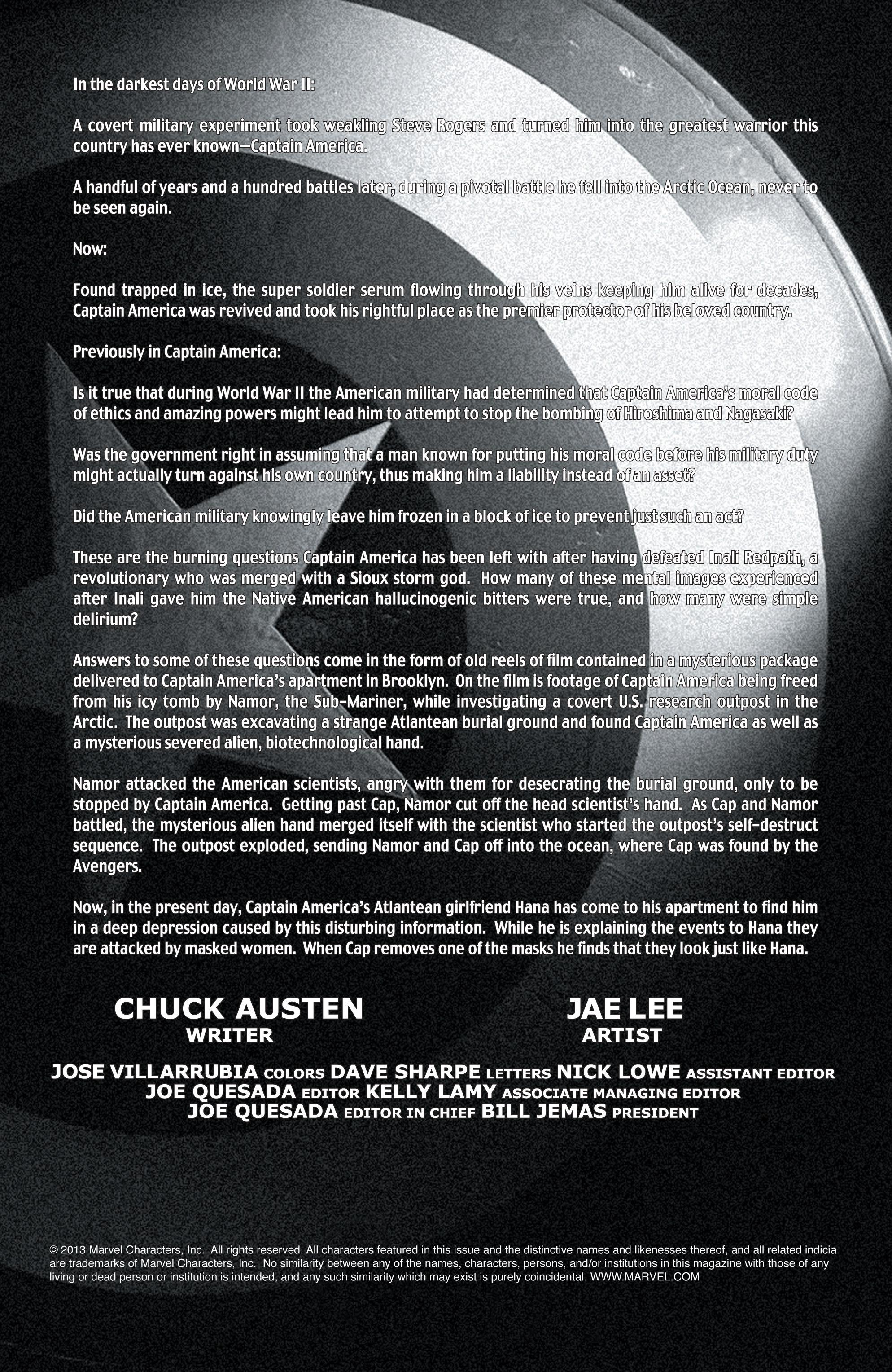 Captain America (2002) Issue #14 #15 - English 2