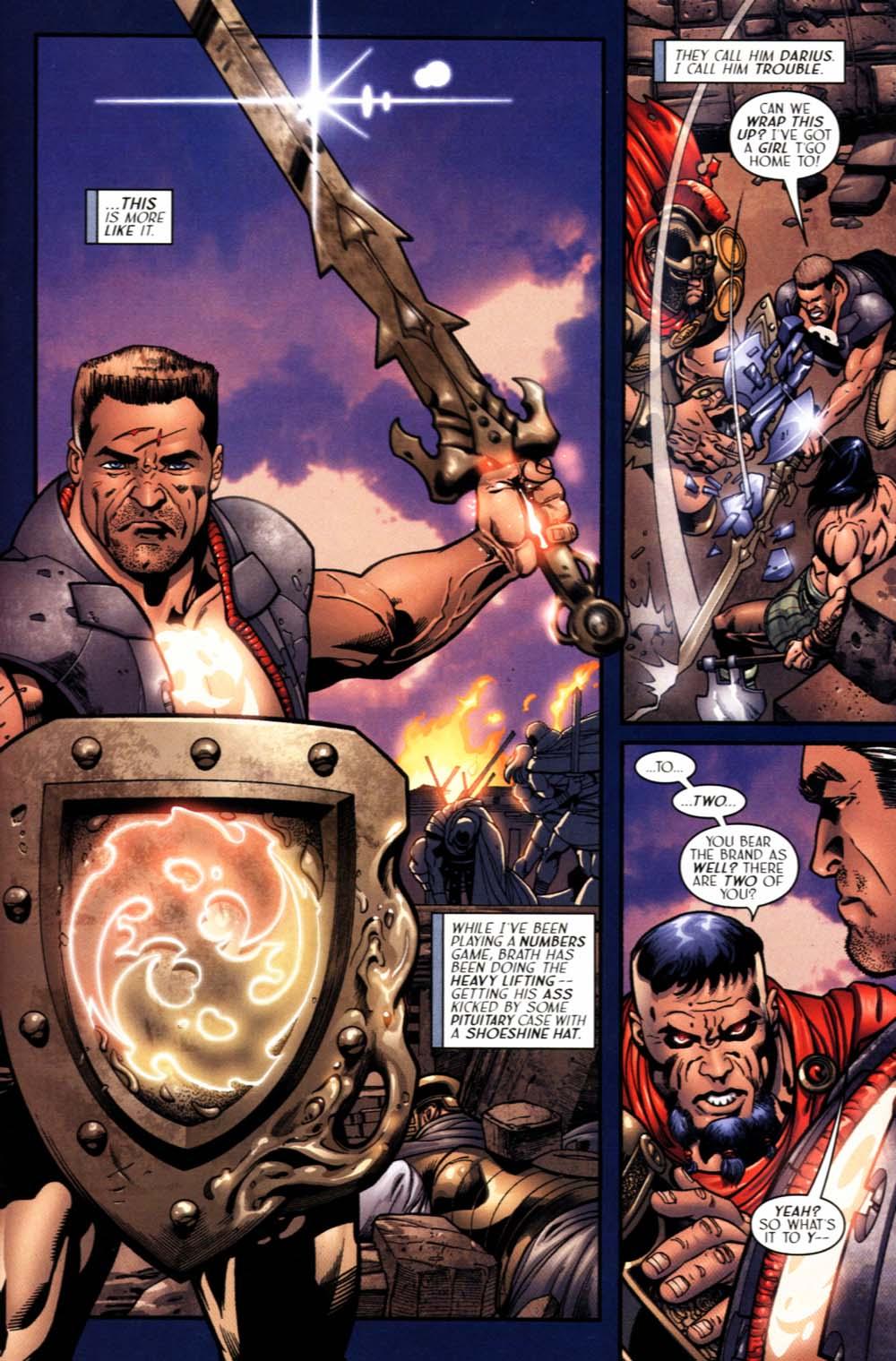 Read online Sigil (2000) comic -  Issue #19 - 9