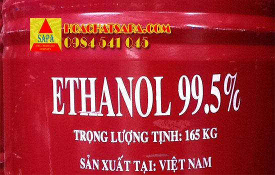 Ethanol - Alcohol - Cồn Công Nghiệp 99.5%