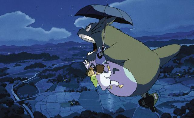 Hàng Xóm Của Tôi Là Totoro - Ảnh 2