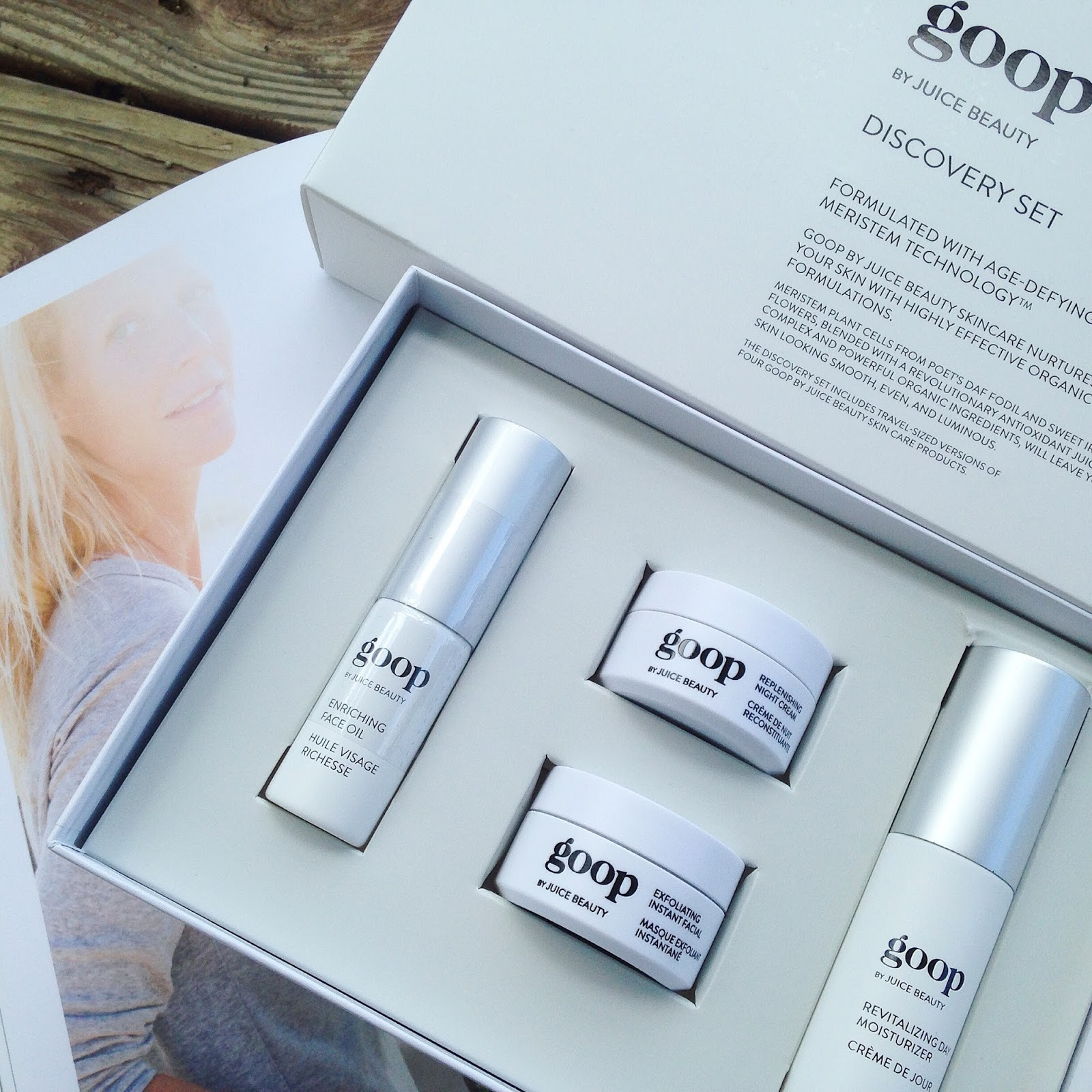 We Tried Goop Skincare—And Yes, It's ThatGood