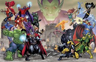 Marvel Avengers Battle For Earth (X-BOX 360) 2012