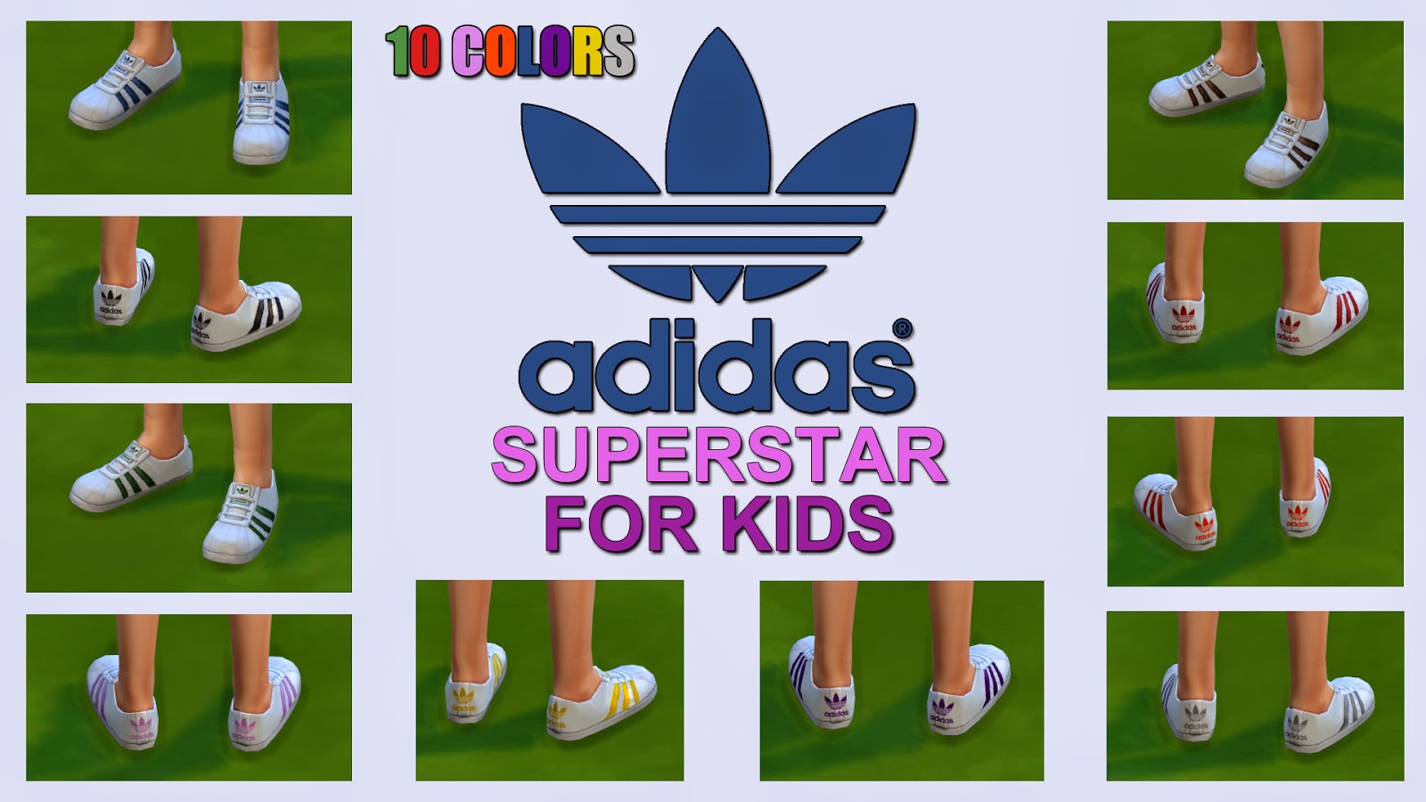 quality design ee393 2b964 sims 4 adidas cc