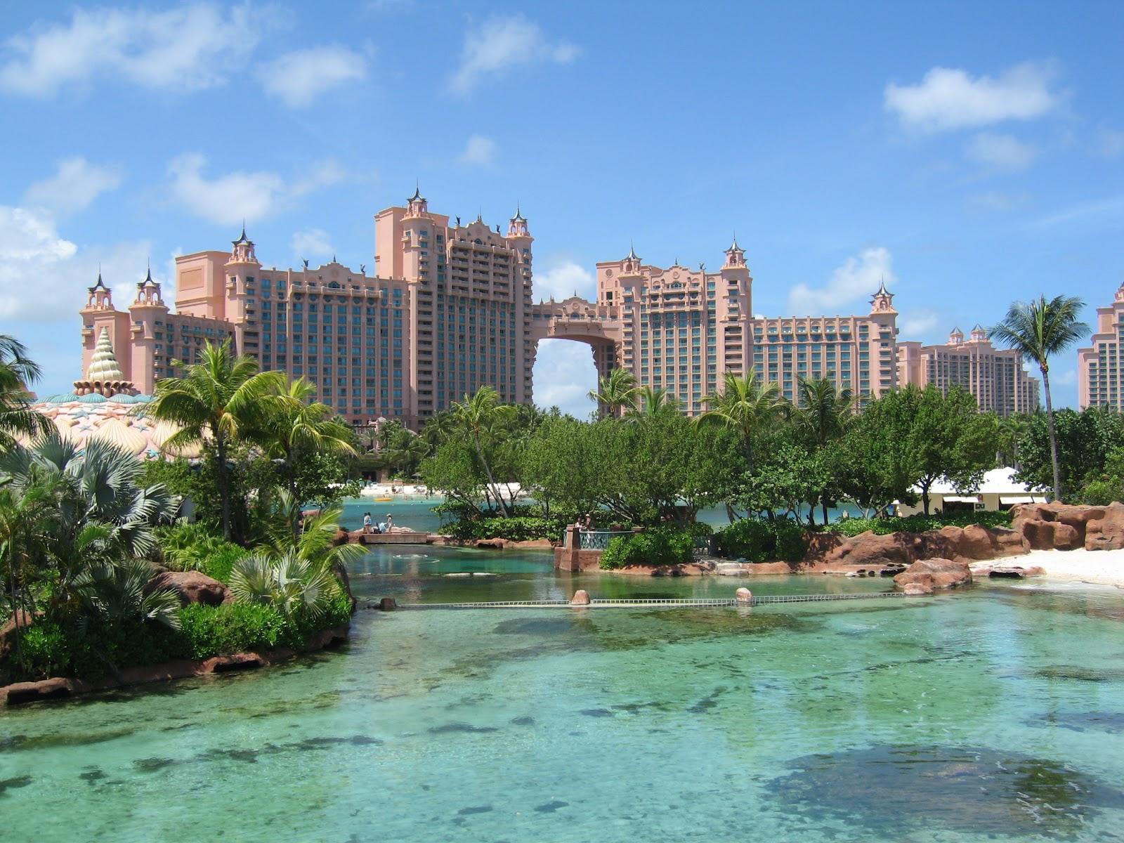 Tourism: Atlantis Paradise Island