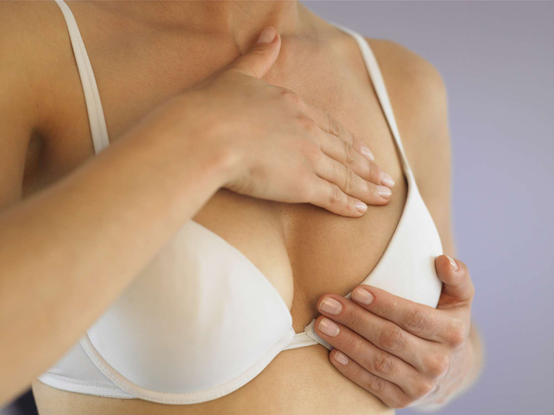 How To Prevent Breast Sagging