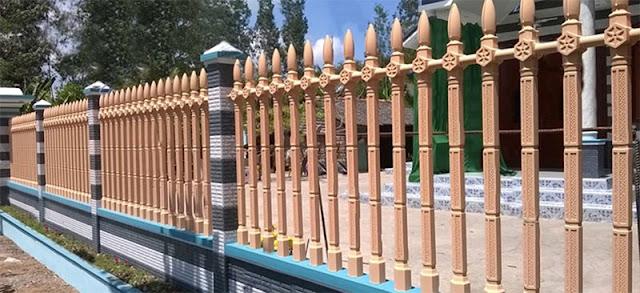 Hàng rào ly tâm Lục Giác