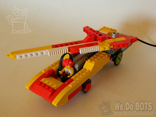 wedobots: LEGO® WeDo designs for the busy teacher: Cars, Trucks and More