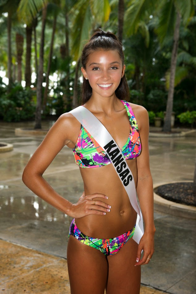 More Teen Bikini Photos - Tiffany Teen Free Prono-4037