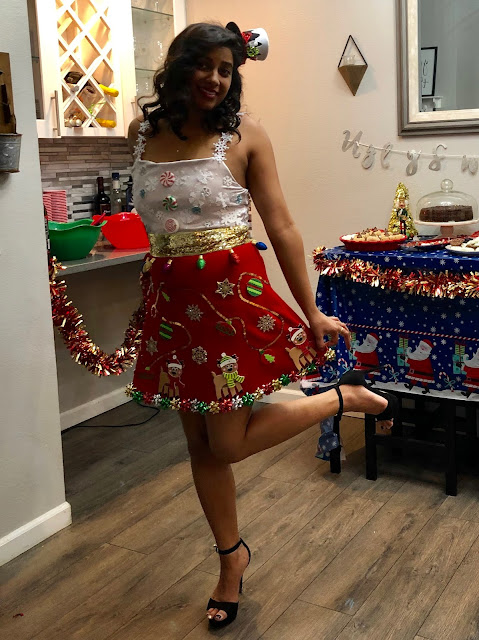Beyond Pages: Crafts | Holiday Dress