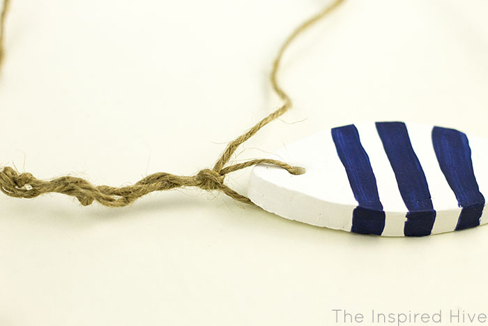Air Dry Clay Nautical Decor