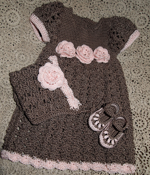 Chocolate Kiss - Free Pattern