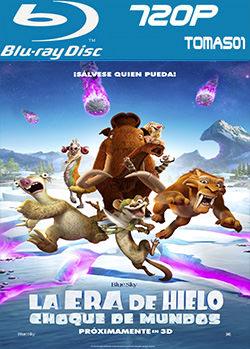 La era de hielo 5: Choque de mundos (2016) BRRip 720p