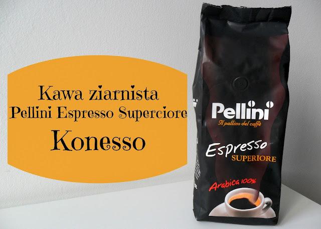 RECENZJA: Kawa ziarnista Pellini Superciore | Konesso