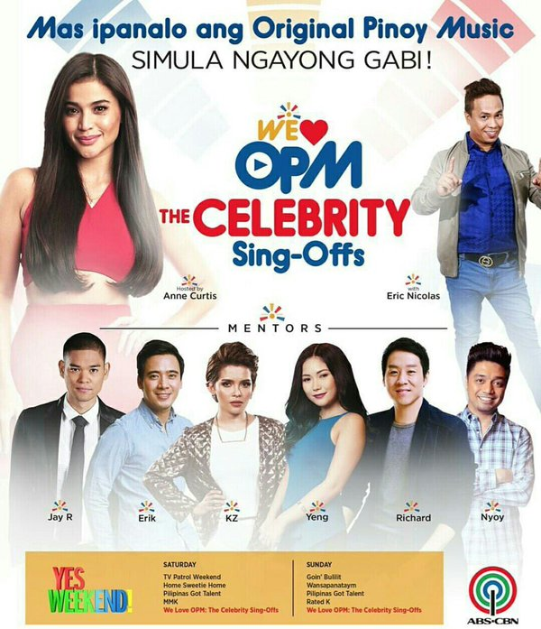 We Love OPM ABS-CBN