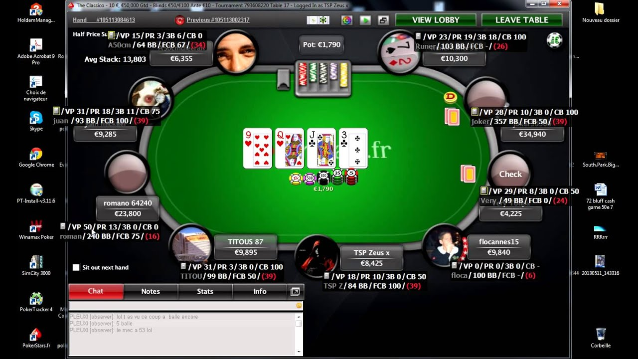 Poker Tracker 4 - Trial Reset -Trial HUD Remover - 1001 ...