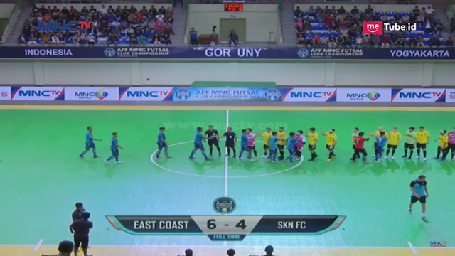 SKN FC Kebumen Kandas di Semifinal