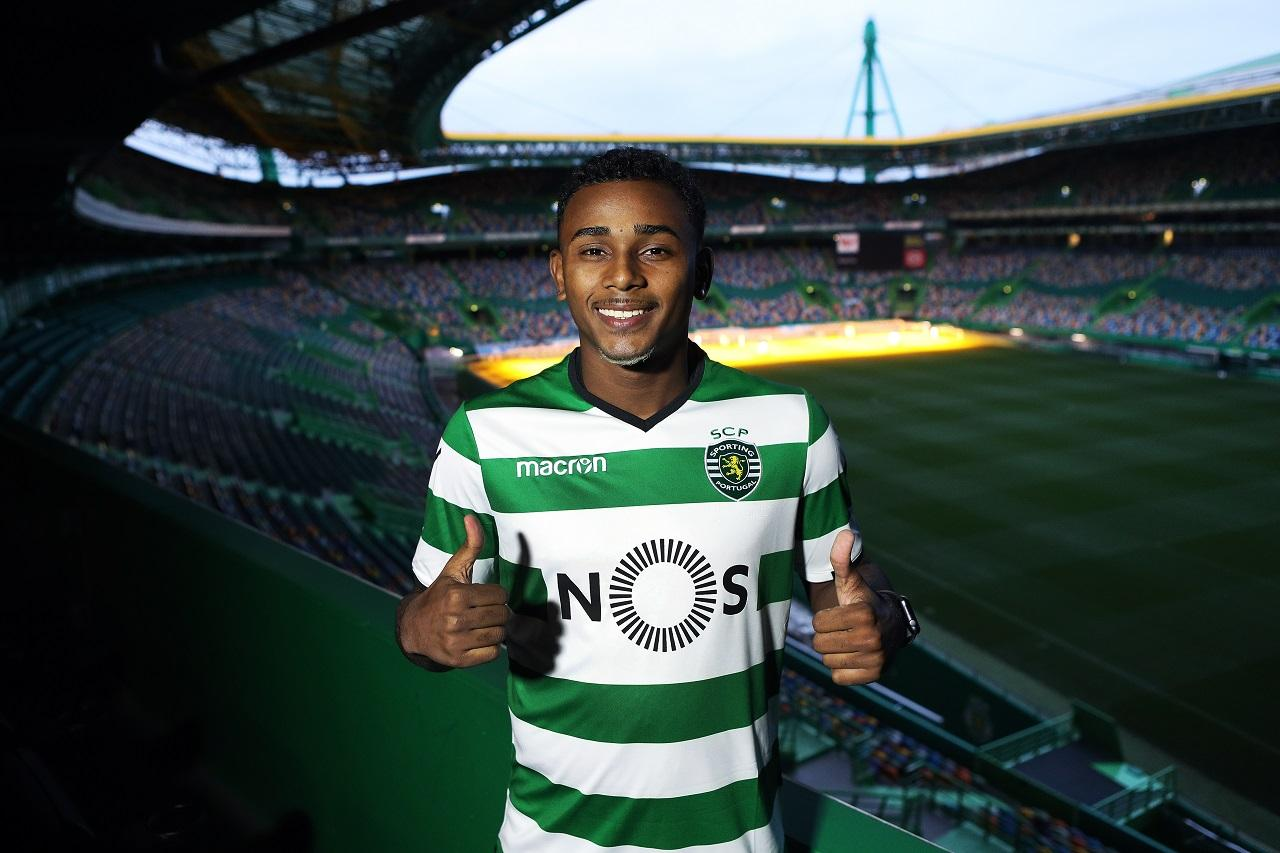 Maillot Sporting CP Wendel