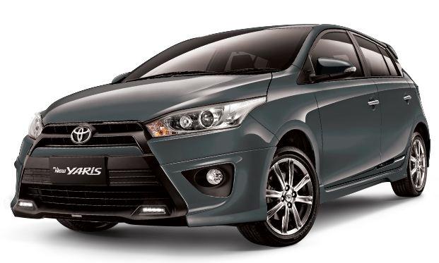 Daftar Harga Mobil Toyota All New Yaris Semua Type