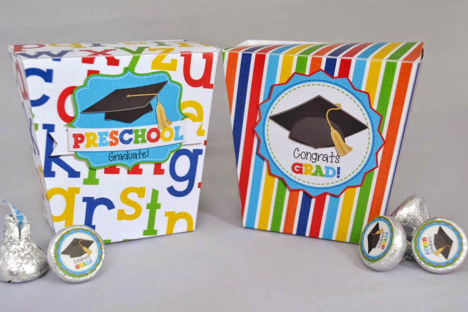 A Manda Creation Preschool Graduation Party Printables