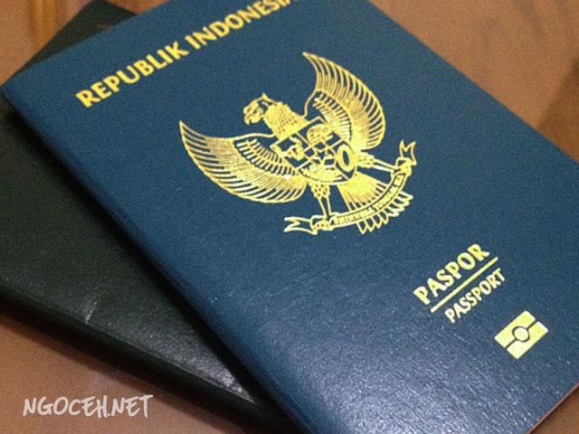 cara bikin paspor