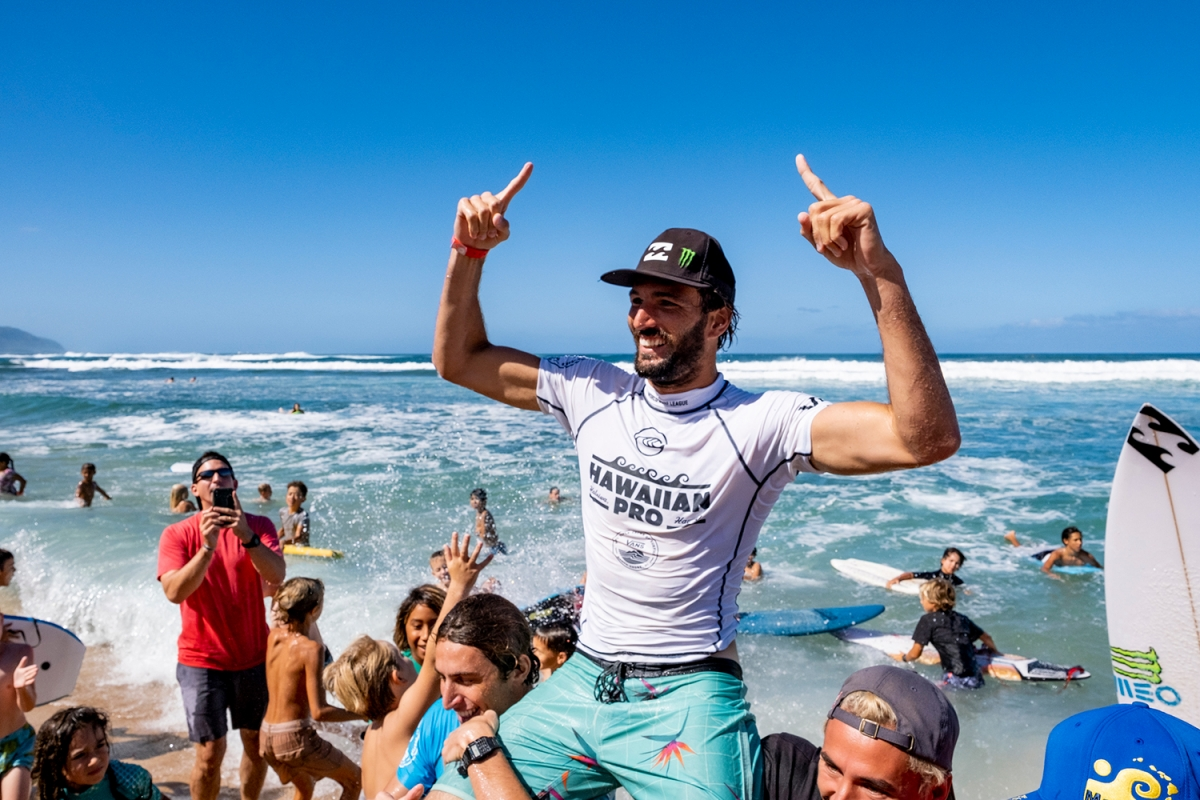 2019 Hawaiian Pro - Event Highlights Triple Crown of Surfing VANS