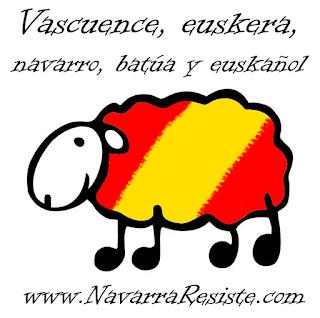 Vascuence, euskera, navarro, batúa y euskañol