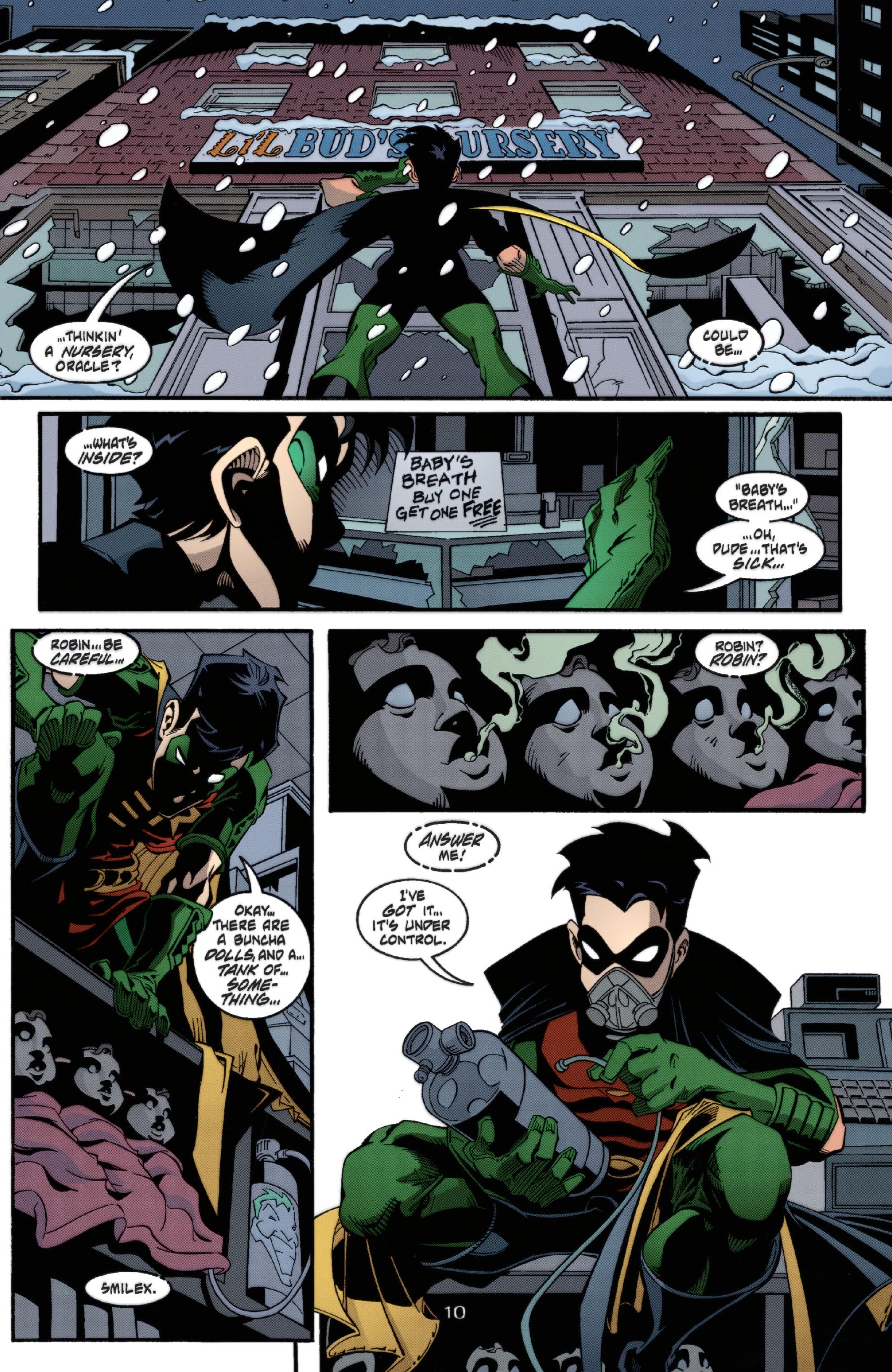Detective Comics (1937) 741 Page 10