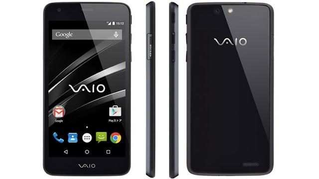 VAIO اليابانية تعلن عن إطلاق أول هواتفها الذكية