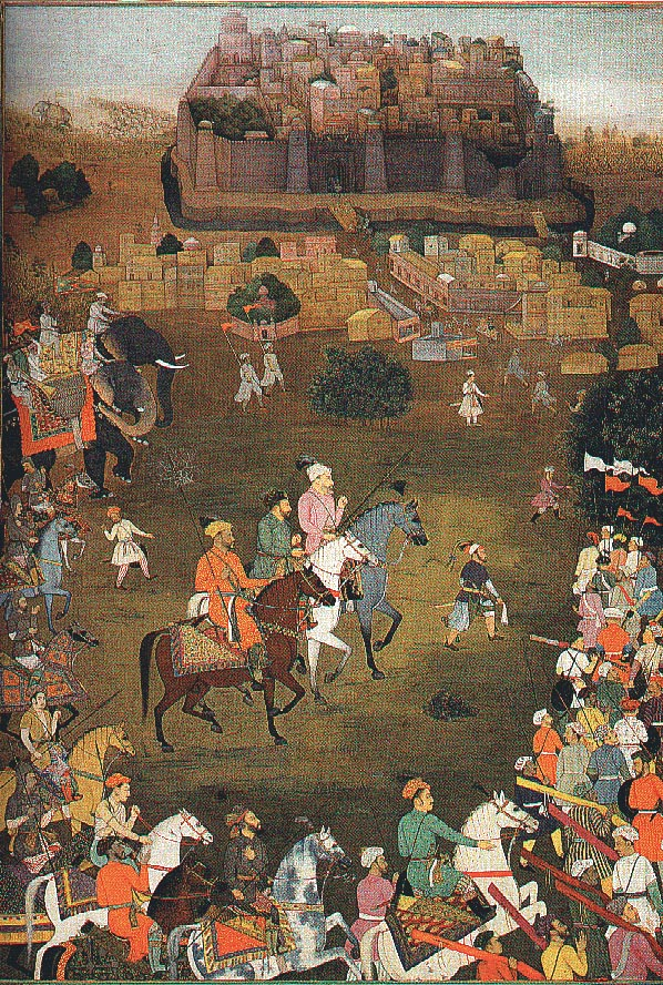 The Mughal Army under the command of Aurangzeb recaptures Orchha in October 1635