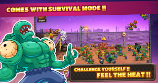 Download Game Zombo Buster Rising MOD v1.07 Terbaru