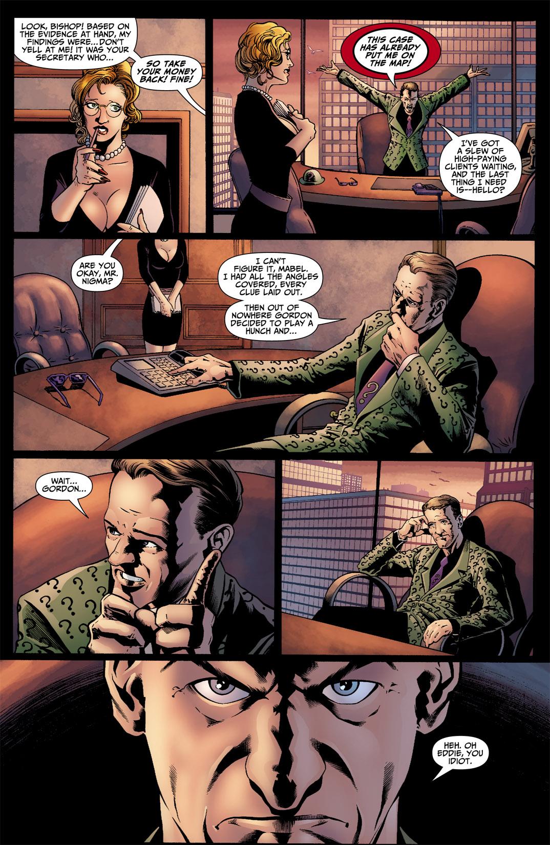 Detective Comics (1937) 822 Page 21