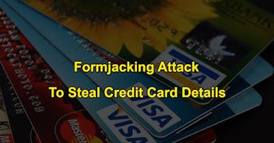Pencurian Data Lewat Formjacking