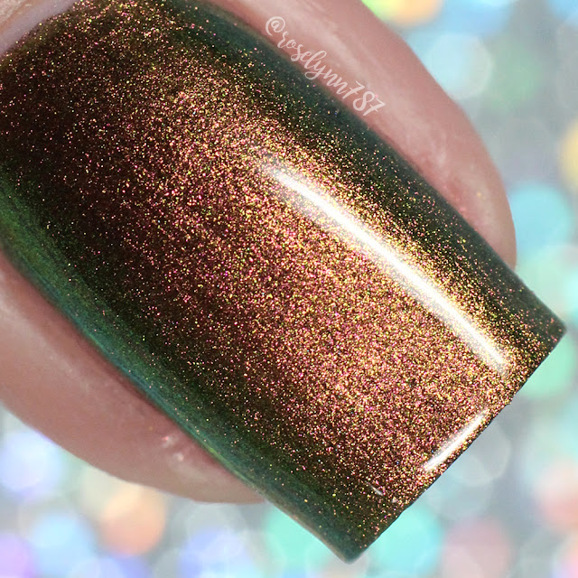 Smokey Mountain Lacquers - Fool's Gold
