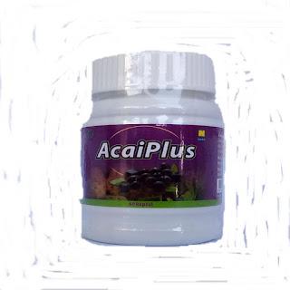 AcaiPlus-Obat Pelangsing Herbal Acai Berry Nasa