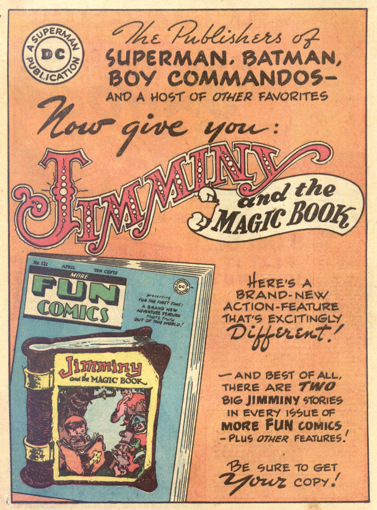 Read online Detective Comics (1937) comic -  Issue #122 - 49