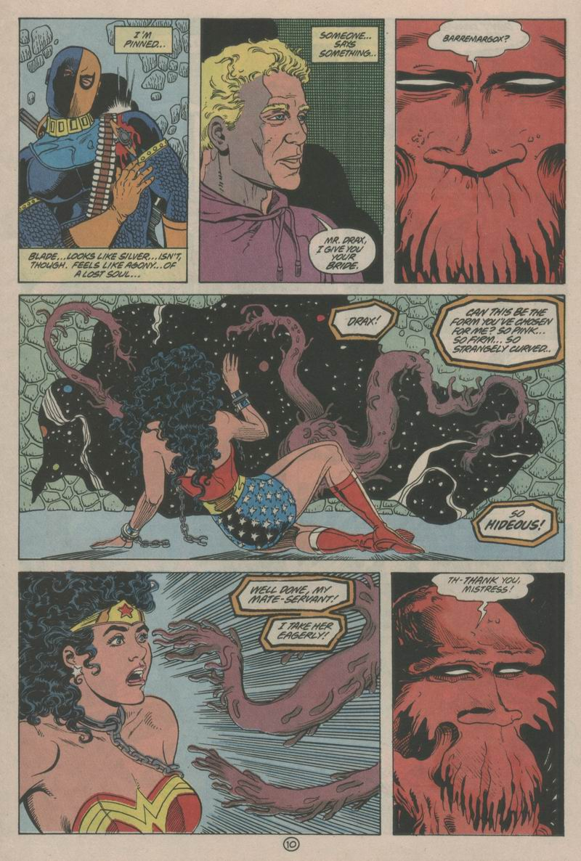 Read online Wonder Woman (1987) comic -  Issue #63 - 11