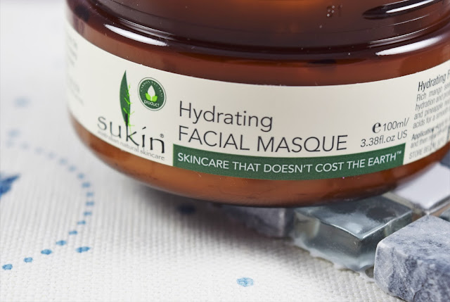 Sukin Hydrating Masque