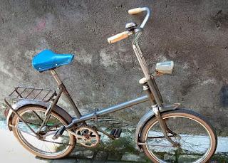 Dijual Sepeda KlasikKlasik Batavu.