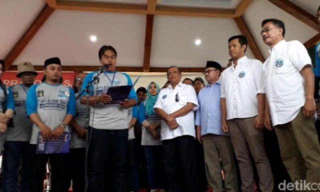 Ratusan Alumni UGM Deklarasi Dukung Prabowo-Sandi