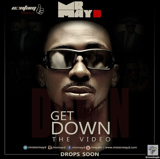 VIDEO: May D ft Oskido - Get Down