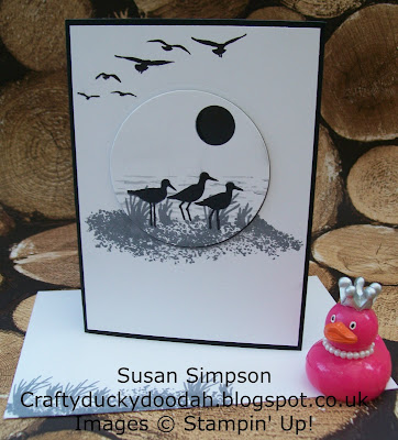 Coffee & Cards project March 2017, Craftyduckydoodah!, High Tide, Stampin' Up! UK Independent Demonstrator Susan Simpson, Supplies available 24/7 from my online store,