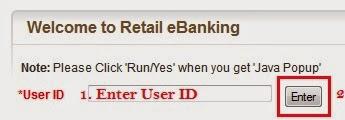 Bank of Baroda Retail eBanking