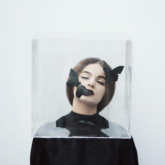 Jovana Rikalo 500px fotografia surreal fashion mulheres modelos sonhos
