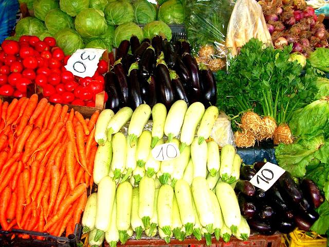 Bitola Market, Macedonian Food, Macedonia