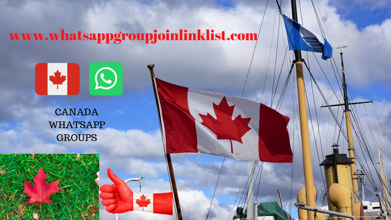 Canada WhatsApp Group Join Link List