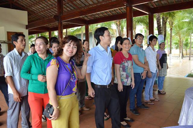 Xe Phúc Thuận Thảo - Các đội tham gia nấu ăn