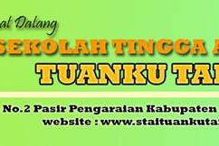Lowongan Kerja Sekolah Tinggi Agama Islam (STAI) Tuanku Tambusai Pasir Pengaraian Oktober 2018