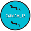 CM12/RR/LS Cyan theme v5.0 Apk Download